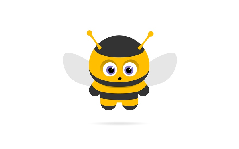 animal, bee, bug, buzz, bzz, fly, flying