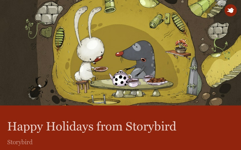storybird artful storytelling story bird 835x522