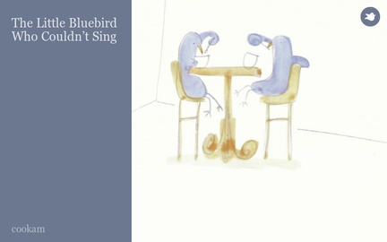 The Little Bluebird Who Couldn't Sing