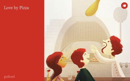 Love by Pizza