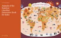 Animals of the Rainbow (Another Interactive Book for Kids)