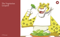 The Vegetarian Leopard