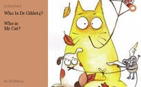 Who Is Dr.Giblet4?   Who is  Mr.Cat?