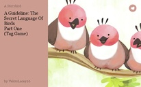 A Guideline: The Secret Language Of Birds Part One (Tag Game)