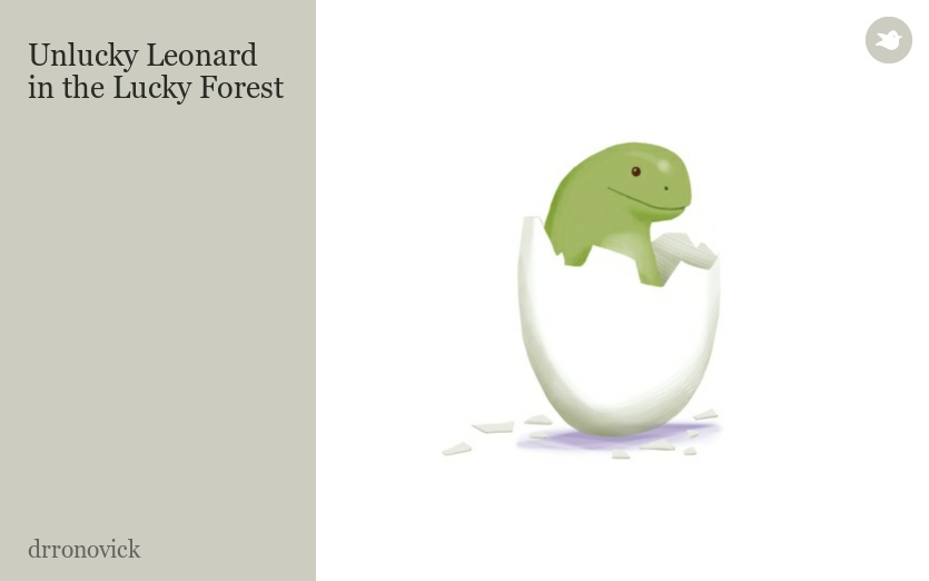 Unlucky Leonard in the Lucky Forest