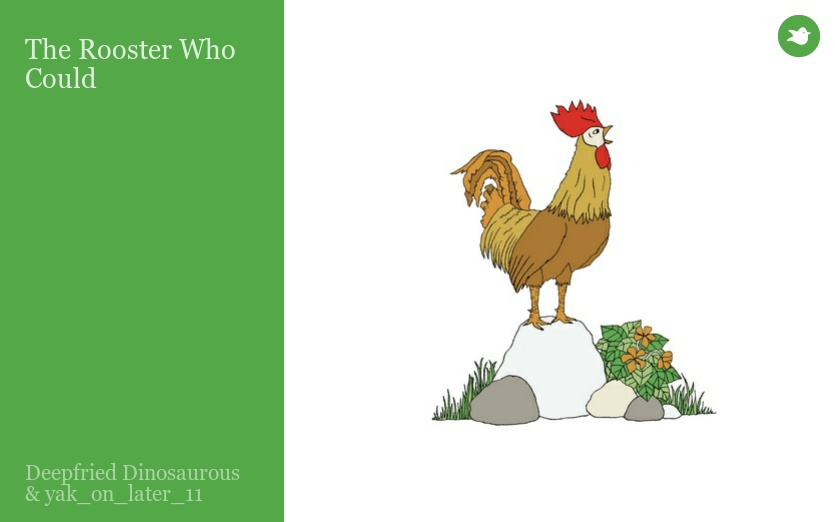 The Rooster Who Could