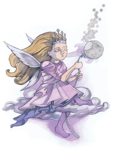 Cloud Fairy