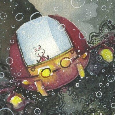 Underwater driver