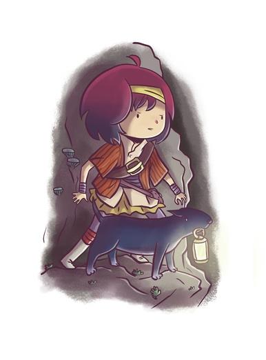 Cave adventure