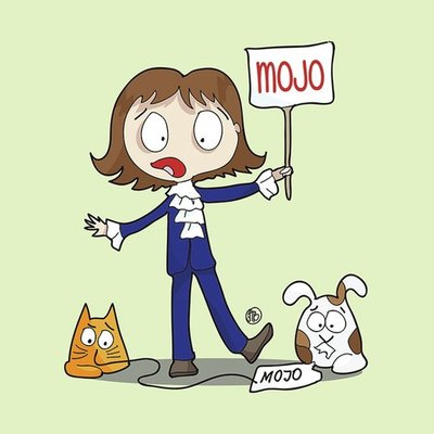 Find your mojo