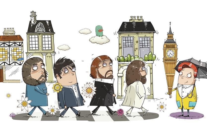 Liens utiles - Page 2 Beatles