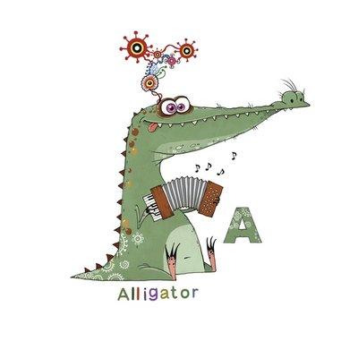 A-Alligator