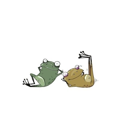 Relaxing Frogs