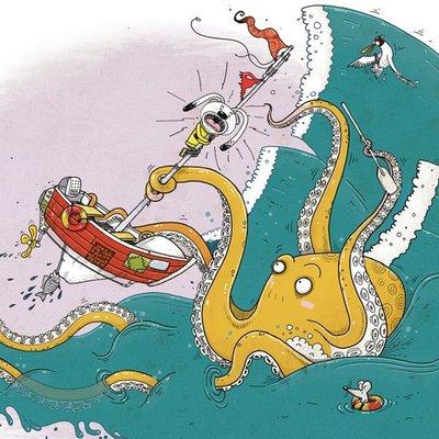 Sea trouble