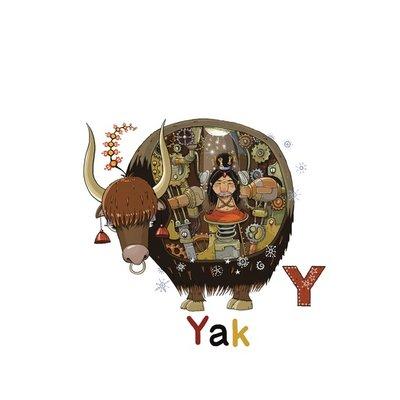 Yak inside