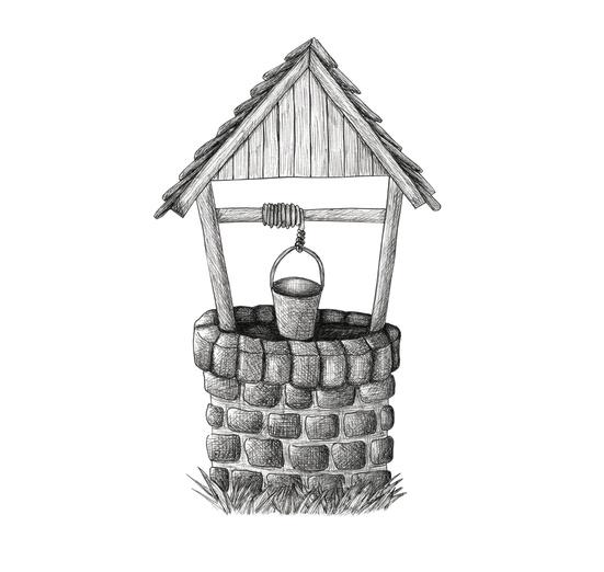 Well Design: Wishing Well By Cara Burns Design On Storybird
