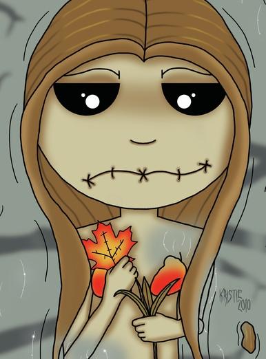 Autumn Nymph