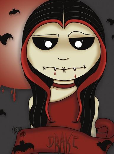 - bats, beige, bite, biting, black, blood, character