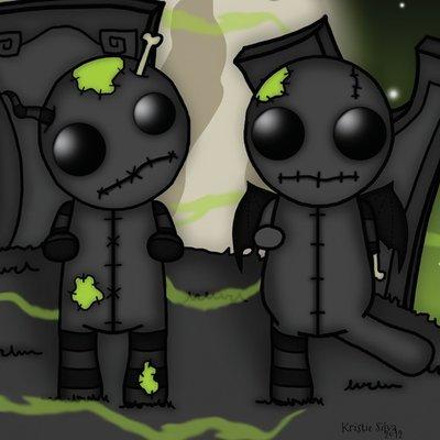Strange Zombie Trio
