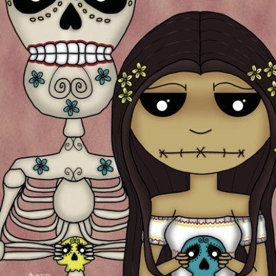 Sugar Skeleton