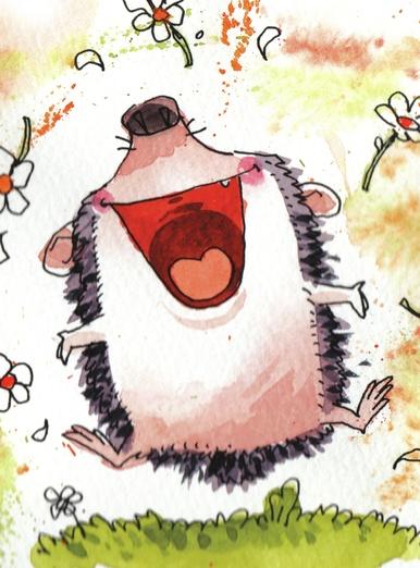Hedgehog_joy