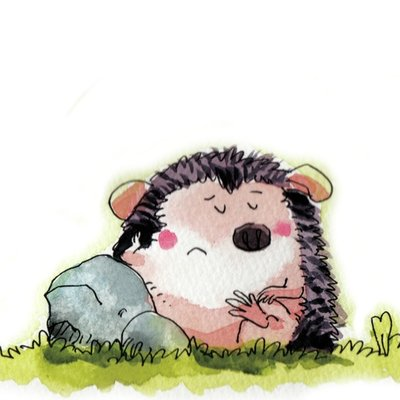 Hedgehog_bored