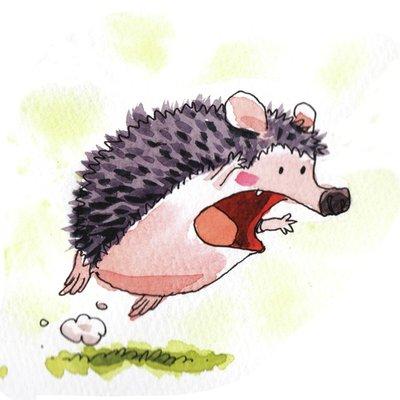 Hedgehog_scary