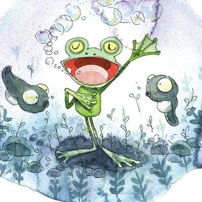 singing_frog