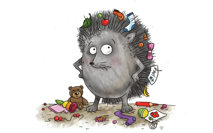 Bad Hair Day By Hedgehogs And Co On Storybird