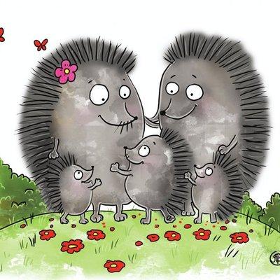 Hedgehogs 6