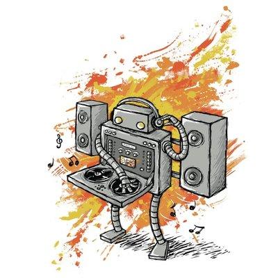 Robot DJ