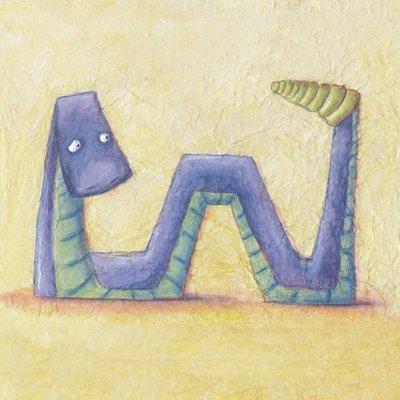 Sad snake