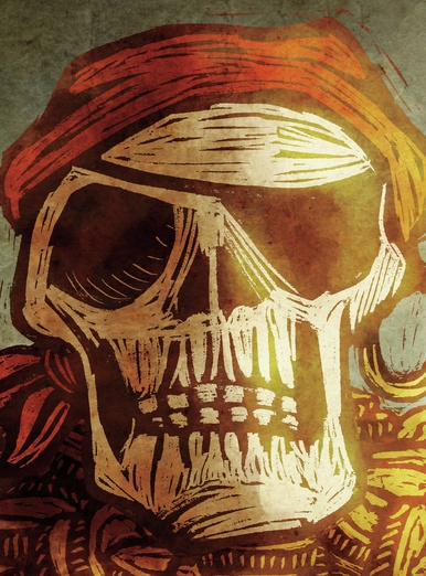 Pirate Skull By Ingvard The Terrible On Storybird