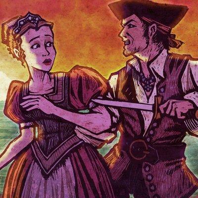 Pirate & Maiden