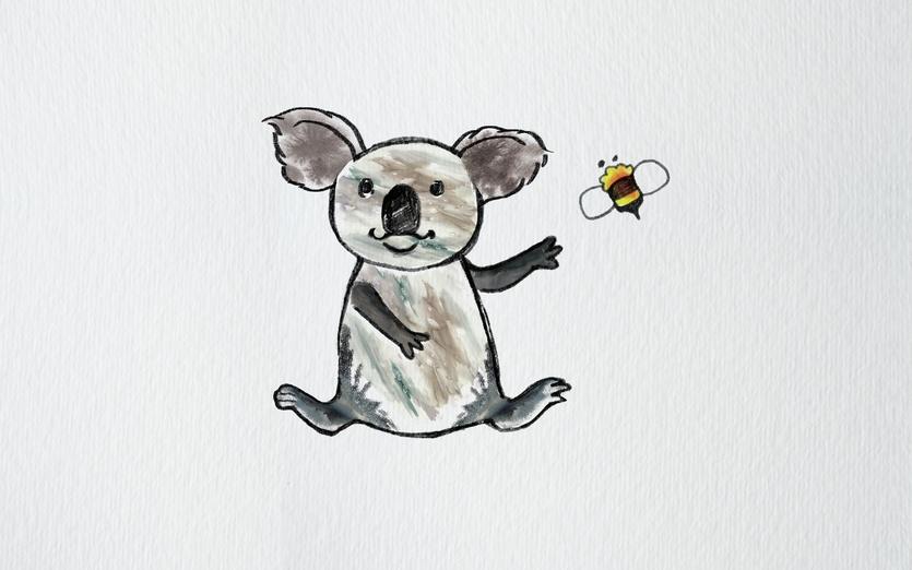 - adorable, adorbs, animal, art, australia, bear, bee