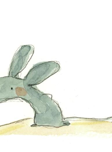peeking mouse