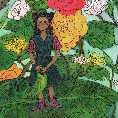 Little Leaf Girl