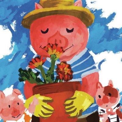 Piggy Planters