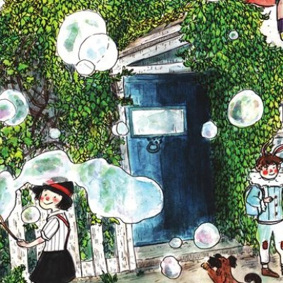 Tiny travelers and bubbles
