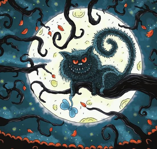 - adorable, alice, animal, art, black, blue, bow
