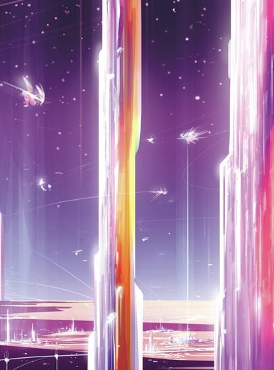 Crystalline Towers