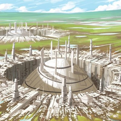 Ancient Starbase