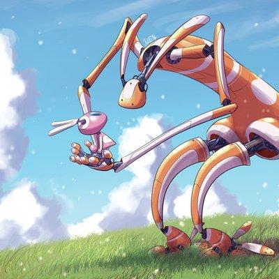Bunny Robots