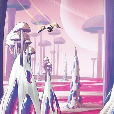 Pink Planet 1
