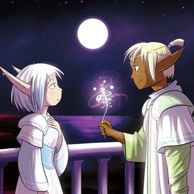 Rare Moonlight