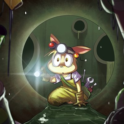 Something in the Sewers