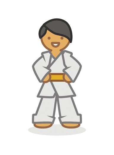 Judoka standard