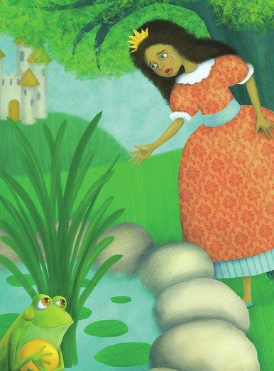 The Frog Prince1