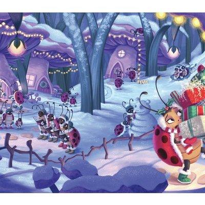 Ladybug Christmas