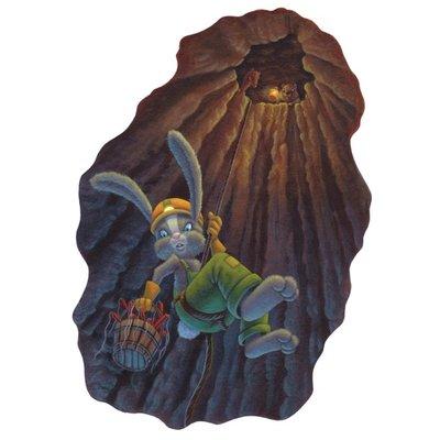 Mining Bunny